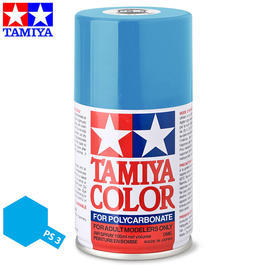 Tamiya PS-3 hell blau Lexan Spraydose 100ml