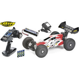 Carson 1:10 FY10 Destroyer Line Brushless 2S Buggy 2,4 GHz RTR Set