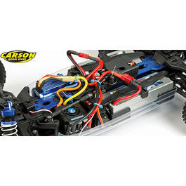 Carson 1:8 FY8 Destroyer Line Brushless 4S 4WD Buggy 2,4 GHz RTR Set