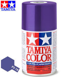 Tamiya PS-18 Metallic violett Lexan Spraydose 100ml