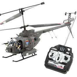 RC Hubschrauber Hughes Defender YD-911 3-Kanal Ready to Fly