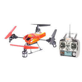 DF-Models RC Quadrocopter UFO Sky Watcher mit HD-Videokamera RTF