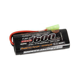 CS-Electronic Akku 7.2V 1600mAh NiMH Micro Racing Pack
