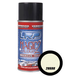LRP Magic Colour Lexan Spraydose 150ml Perlmuttweiss