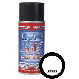 LRP Magic Colour 2 Lexan Spraydose 150ml Nitroblock