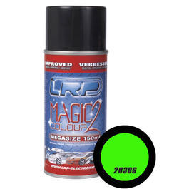 LRP Magic Colour 2 Lexan Spraydose 150ml Leuchtgr�n