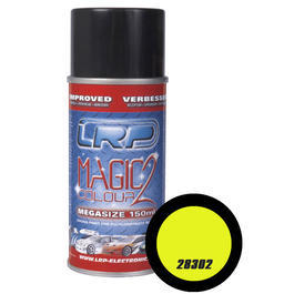 LRP Magic Colour 2 Lexan Spraydose 150ml Leuchtgelb