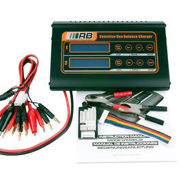 RB Concept Duo Sensitive Ladeger�t f. LiPo / NiMH / Pb 12V