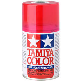 Tamiya PS-37 Translucent rot Lexan Spraydose 100ml