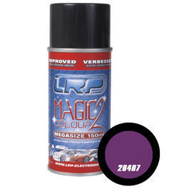 LRP Magic Colour 2 Lexan Spraydose 150ml Ice Colour Lila