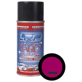 LRP Magic Colour 2 Lexan Spraydose 150ml Ice Colour Magenta
