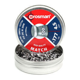 Crosman Match Diabolos 4,5mm 500 St�ck