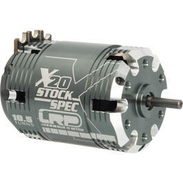 LRP Vector X20 Brushless StockSpec Motor 10.5 Turns