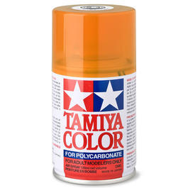 Tamiya PS-43 Translucent orange Lexan Spraydose 100ml