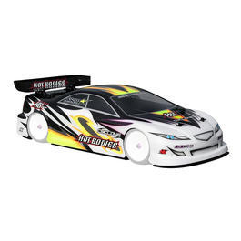 Hot Bodies 1:10 Lexan Karosserie Moore-Speed Mazda 6 190mm inkl. 3 Fl�gel
