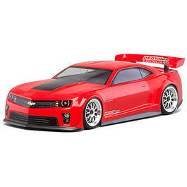 Protoform 1:10 Lexan Karosserie Chevrolet Camaro ZL1 190mm Regular 1532-30