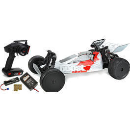 ECX 1:10 Boost 2.1 2WD Buggy 2,4 GHz 100% RTR Set rot