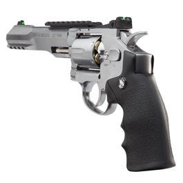 Smith & Wesson Mod. 327 TRR8 CO2 Revolver 4,5mm BB nickel Vollmetall