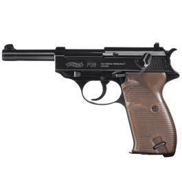 Walther P38 CO2 Luftpistole 4,5 mm (.177) BB BlowBack CO2