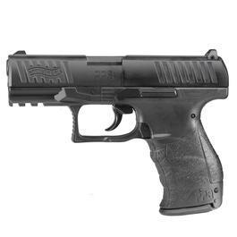 Gaswaffen - WaltherPPQ CO2 Luftpistole 4,5mm (.177) Diabolo schwarz