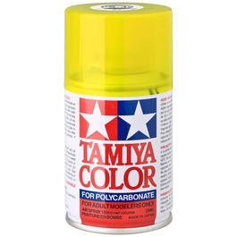 Tamiya PS-42 Translucent gelb Lexan Spraydose 100ml