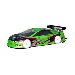Hot Bodies 1:10 Lexan Karosserie Moore-Speed Dodge Stratus 190mm inkl. 3 Flügel