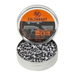CO2 Pistolen - RWS CO2 Target 4,5 mm Matchkugel Sport Line 0,45 g