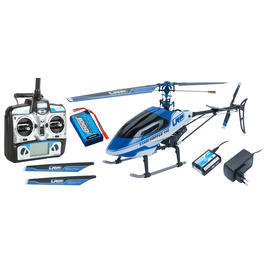 LRP RC Hubschrauber Star Chopper 4-Kanal 440mm Single Blade 2,4 GHz RTF Set