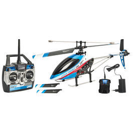 LRP RC Hubschrauber SpeedHornet Pro 3-Kanal 380mm Single Blade 2,4 GHz RTF Set