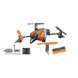 Heli-Max 1SQ Quadrocopter 4-Kanal 2,4 GHz 100% TX-R Set