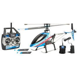 LRP RC Hubschrauber MonsterHornet Pro 3-Kanal 540mm Single Blade 2,4 GHz RTF Set