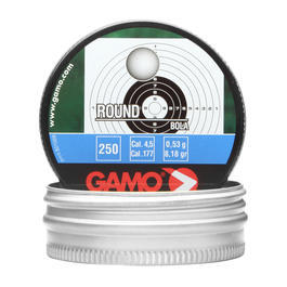 Gamo Rundkugel 4,5 mm 250er Dose