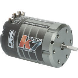 LRP Vector K7 Brushless Motor 8.5 Turns 50441