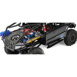 Pro-Line 1:10 Lexan Karosserie Ford F-250 Super Duty Cab f. Axial Honcho 3392-00