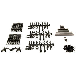 Axial SCX10 Aluminium TR-Links Upgrade Kit 11,4 Zoll / 290mm AX30549