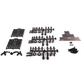 Axial SCX10 Aluminium TR-Links Upgrade Kit 12,0 Zoll / 305mm AX31142
