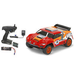 Losi 1:14 Mini Desert Truck 4WD Brushless 2,4 GHz 100% RTR Set LOS01007I