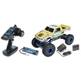 Carson 1:10 X-Crawlee XL Pro 4WD Crawler 2,4 GHz 100% RTR Set 500404067