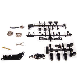 Axial Dig Getriebeteile Upgrade Set AX30793
