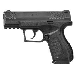 Umarex XBG CO2 Luftpistole 4,5 mm Stahl BB schwarz