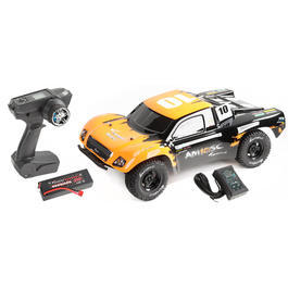 Amewi 1:10 AM10SC Brushless 4WD Short Course Truck 2,4 GHz RTR Set 22139