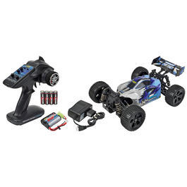 Carson 1:16 X-16 Mini Warrior Brushless 4WD Buggy 2,4 GHz 100% RTR Set 500404060