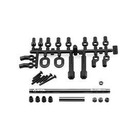 Axial AX10 / SCX10 Tuning Lenkgestänge Set vorne AX30426