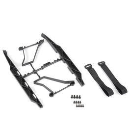 Pro-Line PRO-2 Chassis Seitenteile Kunststoff 6093-02