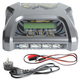 CS CS-Space X1 Automatic Charger Ladeger�t LiPo 12/240V C140150