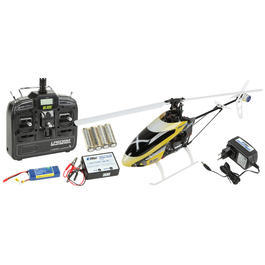 Blade RC Hubschrauber 200 SRX 4-Kanal Single 2,4 GHz 100% RTF Set - Mode 1