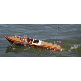 Pro Boat Volere 22 Classic Runabout Sportboot 2,4 GHz RTR Set PRB3050BI