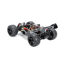 Jamara 1:10 Splinter EP 4WD Elektro-Buggy NiMH 2,4 GHz RTR Set 053270