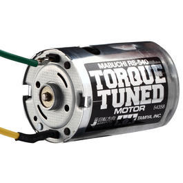 Tamiya RS-540 Torque-Tuned Bürsten Motor 25 Turns 54358