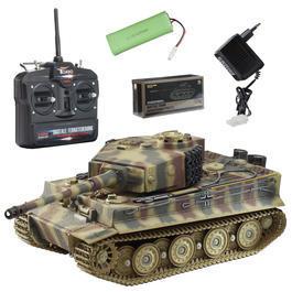 Panzermodell - Torro RC PanzerTiger I1:16 Infrarot Gefechtssystem sommertarnRTR